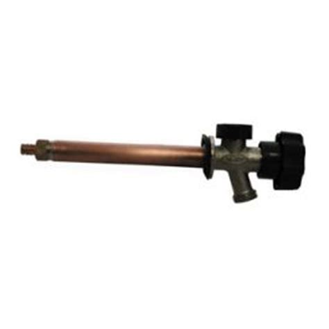 mansfield 491 series anti siphon wall hydrant