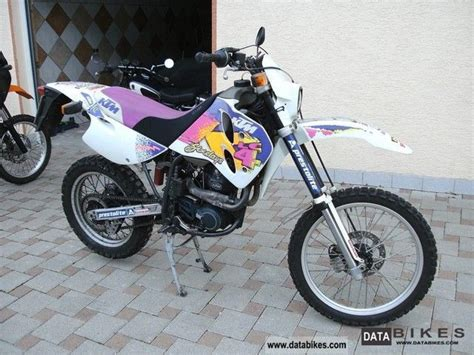 Ktm 600 Lc4 1987 Ktm Enduro 600 Lc 4 Pics Specs And Information