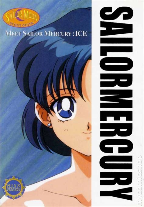 my is a sailor books comic books in sailor moon scout guide