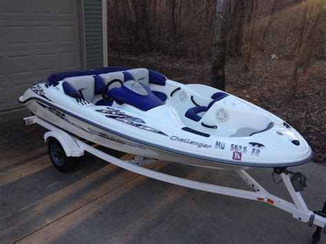 seadoo boat gas sea doo challenger 2001 for sale for 3 500 boats from