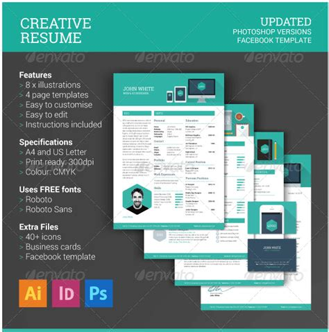Top 11 Professional Resume Templates For Making The Perfect Resume Creative Resume Templates Powerpoint