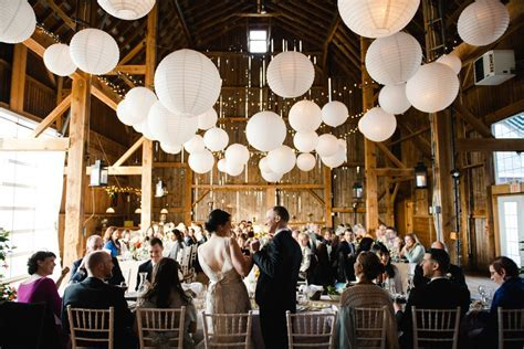 best spots for a barn wedding in ontario » JENN & DAVE