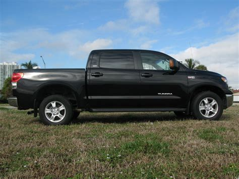 2008 Toyota Tundra Reviews 2008 Toyota Tundra 4x4 Crewmax Sr5 Review Top Speed