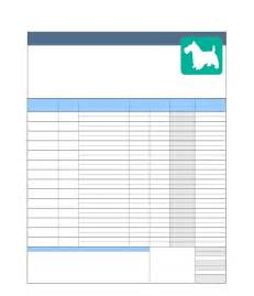 veterinary invoice template free pet sitting invoice template invoice template 2017