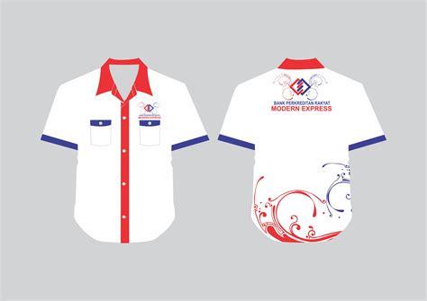 sribu office clothing design seragam kerja utk ba