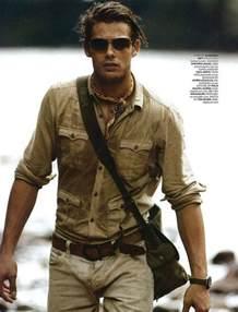 indiana jones new wardrobe 4 button safari shirt looks