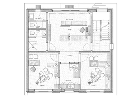 Plan Cabinet Dentaire by Plans To Build Plan Amenagement Cabinet Dentaire Pdf Plans