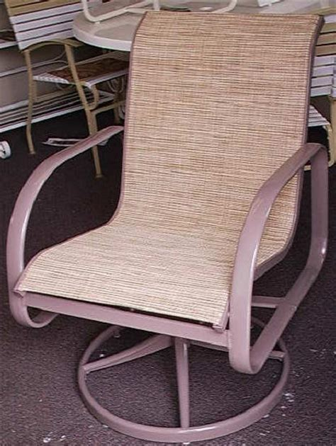 Patio Chair Webbing Replacement Outdoor Material For Patio Furniture Sling Replacements For Patio Furniture In Alabama Using