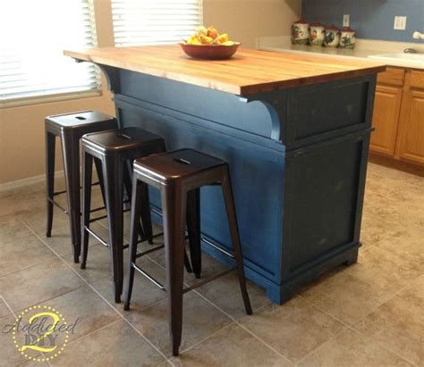 kitchen islands diy island ideas with seating