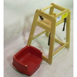 plastic booster seat high chair used wood daycare child toddler high chair plastic