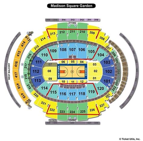 Square Garden Seating Chart Knicks by New York Knicks Tickets Newyorkcity Uk