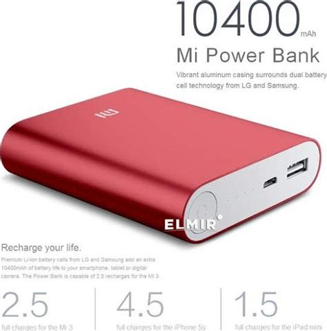 Xiaomi Mi Power Bank 10000mah Original xiaomi mi power bank 10000mah original
