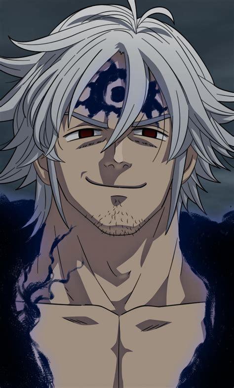smirk estarossa mael nanatsu  taizai anime