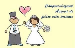 testi comici brevi auguri di matrimonio frasi semplici originali e immagini