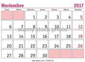Calendario Noviembre 2017 Usa 2017 Calendar November Stock Photos 2017 Calendar