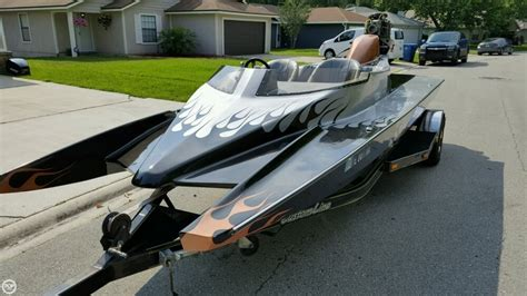 used performance boats for sale florida 2012 used vicious tunnel hull 18 high performance boat for