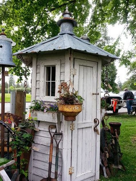 backyard tool shed build a whimsical tool shed for your garden