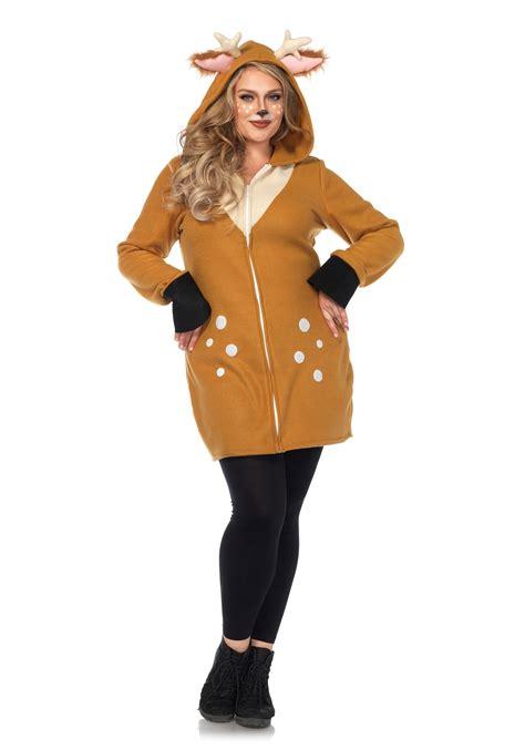 size cozy fawn costume xx xx