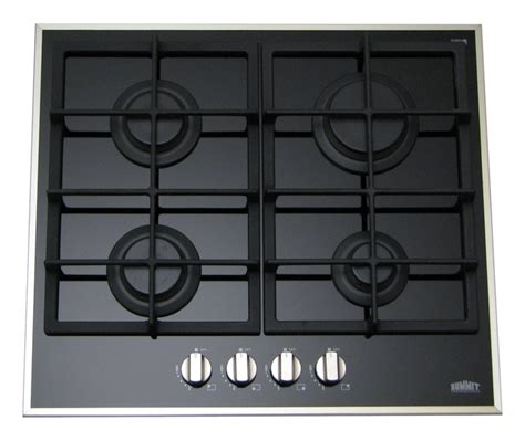 Glass Gas Cooktop Buy Summit Gc424bgl Gas On Ceramic Glass Four Sealed