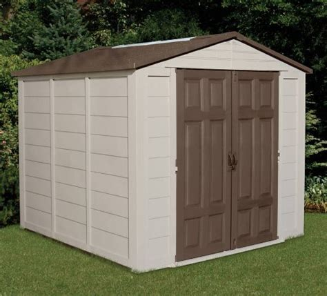 lifetime sheds suncast outdoor storage building 7 5 x 7
