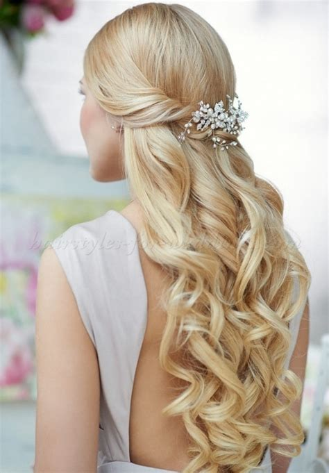 hairstyles with some hair up half up wedding hairstyles half up half down bridal