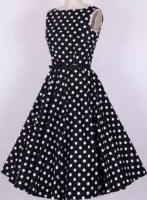 6xl 4xl s plus size dress polka dot vintage inspired 50