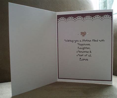 What To Write On Bridal Shower Card by Best Ways To Write Bridal Shower Cards Wedding Clan
