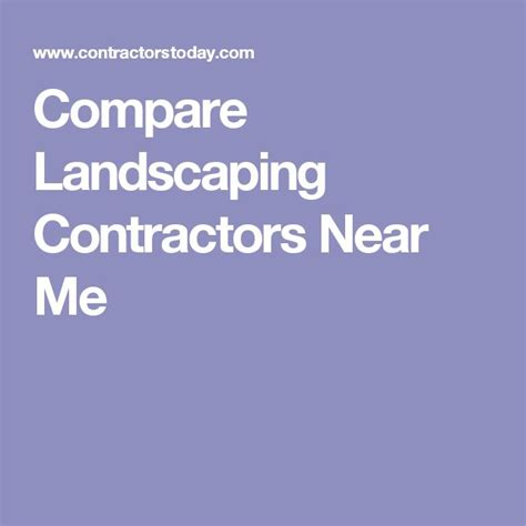 25 best ideas about landscaping contractors on