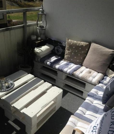furniture   small balcony