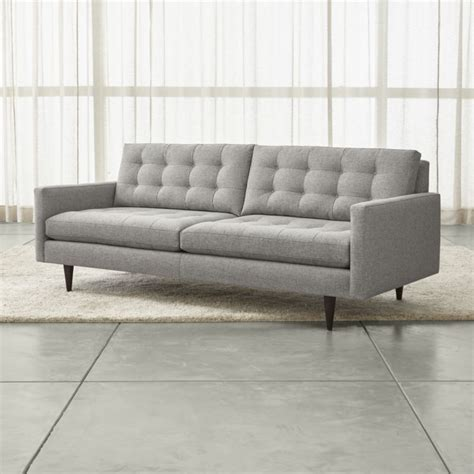 75 inch sleeper sofa 75 inch sofa sofa 75 inch 60 clic gray cloth
