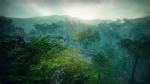 Types Of Foliage Plants - tropical forest by manufactura k4 in environments ue4 marketplace
