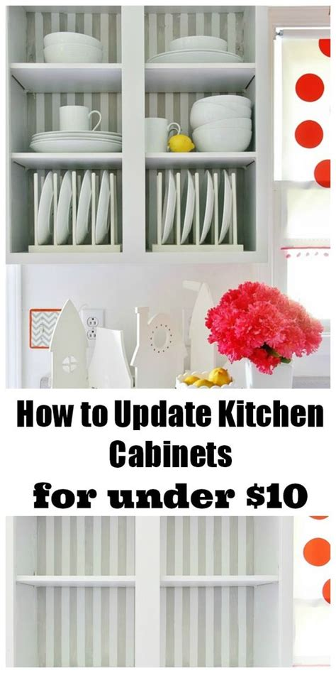 how to update kitchen cabinet doors how to update kitchen cabinets for 10 and a