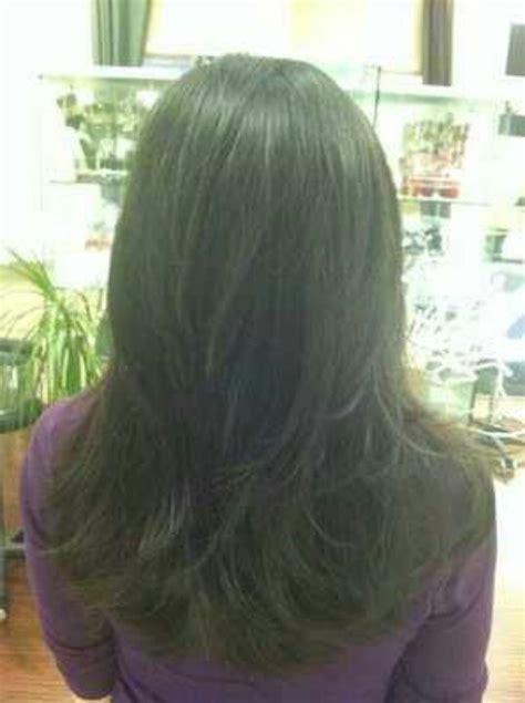 hir layer back pinterest long layer back view hair cuts pinterest long hair