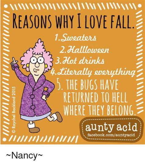 reasons why i love fall i love sweaters meme