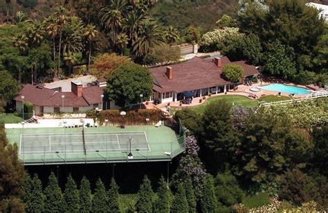 Adam S House by Adam Sandler Bel Air Homes Lonny