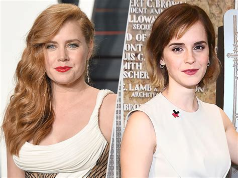 actress amy watson amy adams praises emma watson s crusade for gender