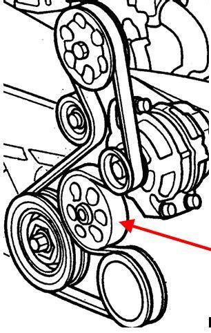 2005 Honda Accord Serpentine Belt Diagram