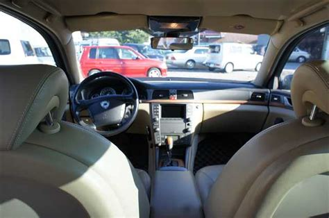 Lancia Thesis Interior Used Lancia Thesis 2005 For Sale Japanese Used Cars
