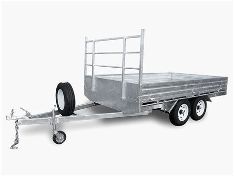 best trailers 12 215 7 flat top trailer trailers stonegate industries