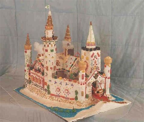 gingerbread castle template 10 best images about gingerbread castles on