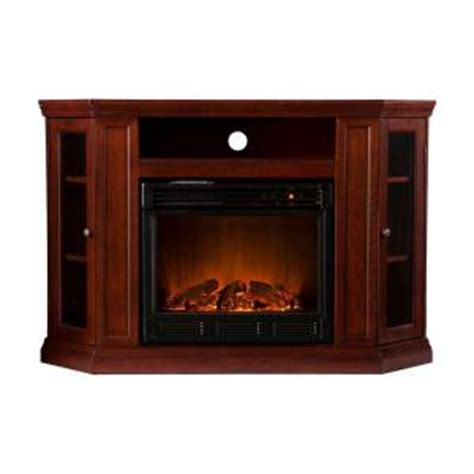 home depot electric fireplaces clearance southern enterprises claremont 48 in convertible media