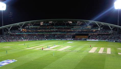 the oval the oval cricket ground every record tells a story