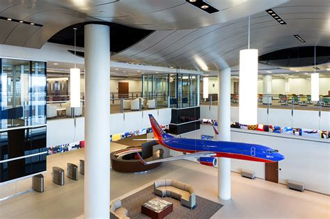 Southwest Corporate Office by Southwest Airlines And Operational Support Boka