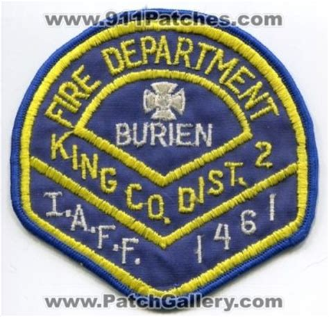 King County Number Search Washington Burien Department Iaff Local 1461 King County District 2 Washington