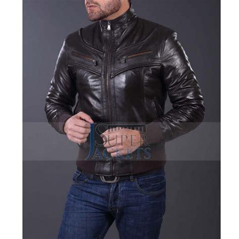 Jacket Bomber Rapi Rider doncaster black bomber rider leather jacket for