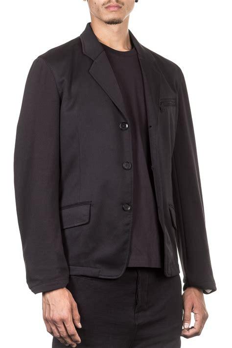 Blazer Rapel Black 06 1 y 3 blazer jacke black luxuryloft