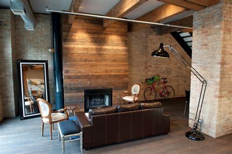 salon esprit coupons mur en bois de palette pour salon 20 mani 232 res de l