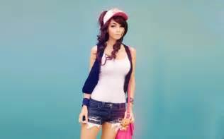 anime cosplay girl wallpaper ash cosplay walldevil
