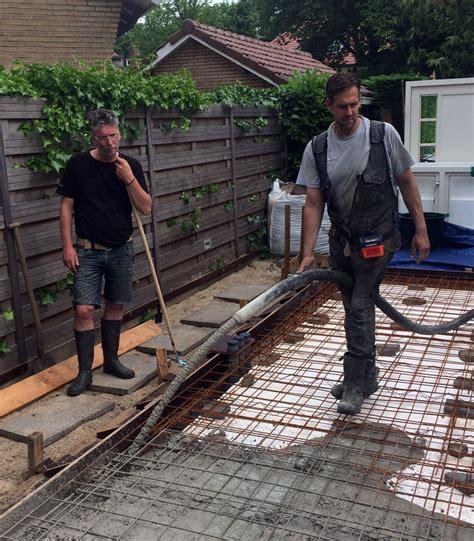 Beton Voor Fundering by Beton Bestellen Voor Vloer Of Fundering Per Kuub