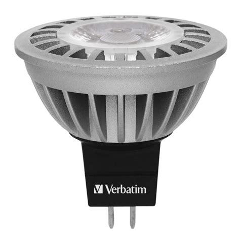 gu 5 3 led verbatim led vxradiator mr16 gu5 3 5 5w spotlight 4000k